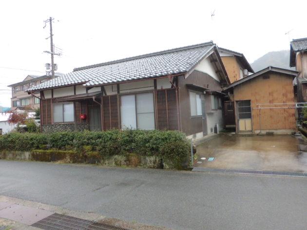 与謝野町弓木・貸家